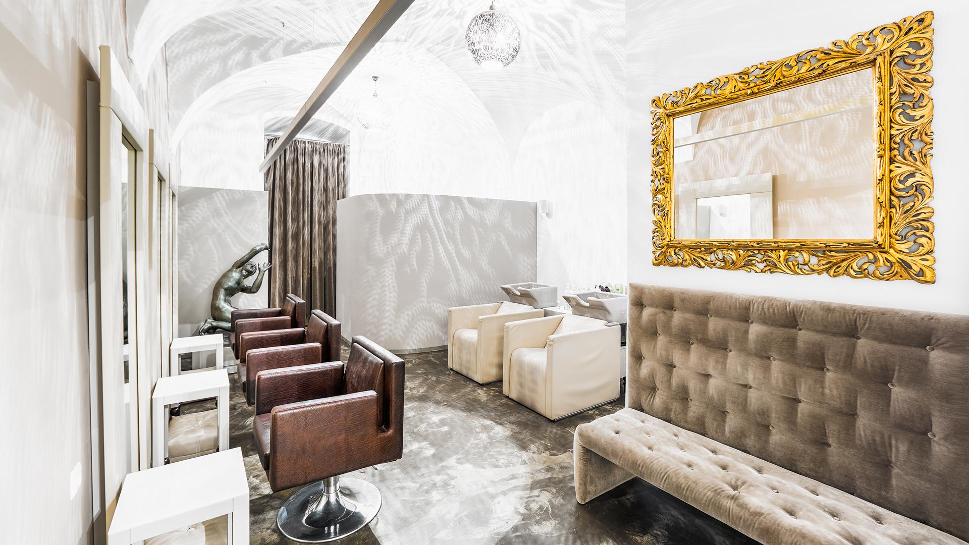 Die Wiener Friseure · Salon © Robert Tober · www.toro.cc